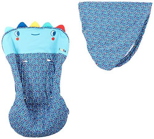 Tuc Tuc Enjoy & Dream - Mini colchoneta y capota para niños, color azul