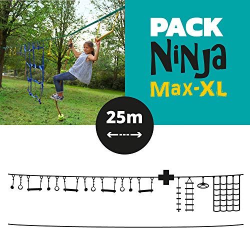 Pack Ninja Max XL – France Trampolino