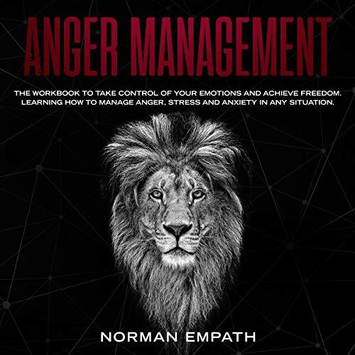 Anger Management audiobook cover art