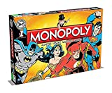 MONOPOLY DC COMICS - Jeu de société - Version française