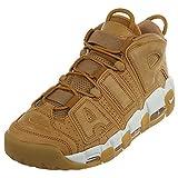 Chaussures de Course Pour Hommes Nike Air More Uptempo 96 Wheat Premium NBA Retro...