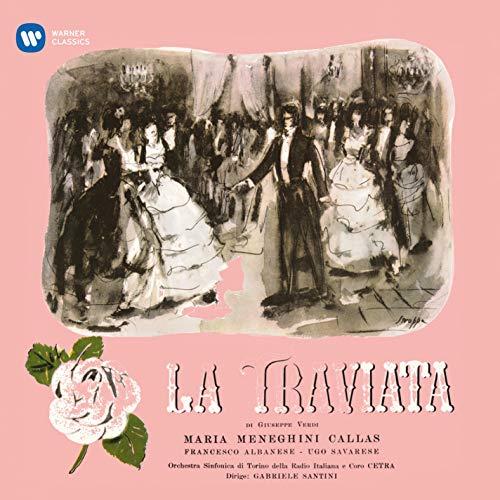 La Traviata (1953 Studio Recording)(Lp)