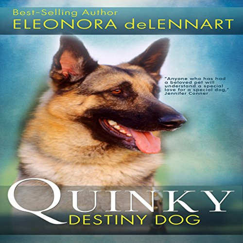 Quinky audiobook cover art