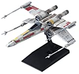 Japan Action Figures - Vehicle Model 002 Star Wars X-Wing Starfighter PlasticAF27