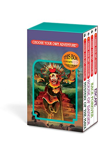 Choose Your Own Adventure, Volume 2: Mystery of the Maya/House of Danger/Race Forever/Escape