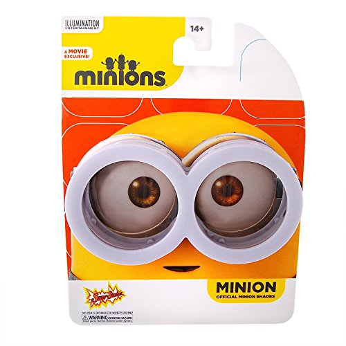 Sun-Stache Minions Goggles-Mask from Stop on Buy