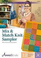 Mix & Match Knit Sampler [DVD]