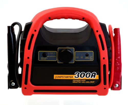 Best Prices! Haegan 300XL 600 Peak Amp Ultraportable Jump Starter
