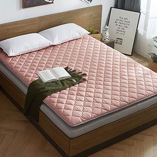 Cheap ZDiane Futon Mattress, Traditional Japanese Sleeping Mat Foldable Tatami Floor Mat Tatami Matt...