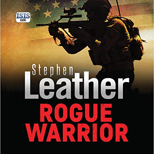 Rogue Warrior audiobook cover art