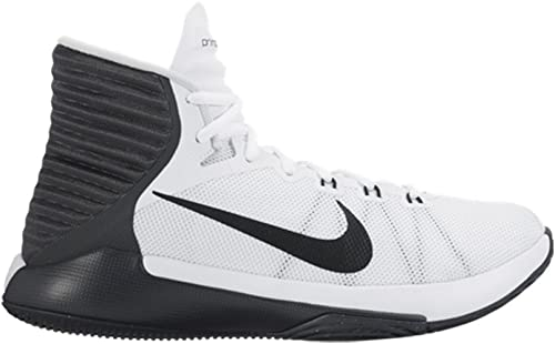 Nike 844787-100, Chaussures de Basketball Homme