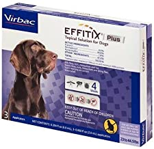 Effitix Plus Topical Solution for Dogs 3 Month
