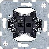 Berker - 303520 doble interruptor persiana 10a 250v Ref. 6510020001