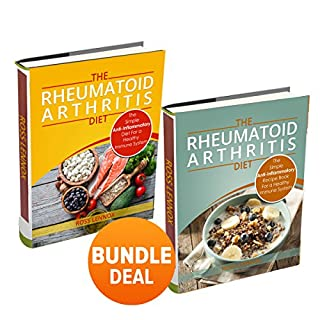 Rheumatoid Arthritis Diet (Double Bundle) - The Simple Anti-Inflammatory Diet for a Healthy Immune System cover art