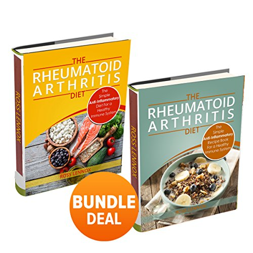 Rheumatoid Arthritis Diet (Double Bundle) - The Simple Anti-Inflammatory Diet for a Healthy Immune System                   By:                                                                                                                                 Ross Lennox                               Narrated by:                                                                                                                                 Clinton Herigstad                      Length: 3 hrs and 52 mins     5 ratings     Overall 5.0