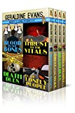 RAFFERTY & LLEWELLYN BOXED SET Books 9 - 12: British Detectives (Rafferty & Llewellyn British Mystery Series Book 3) (English Edition)