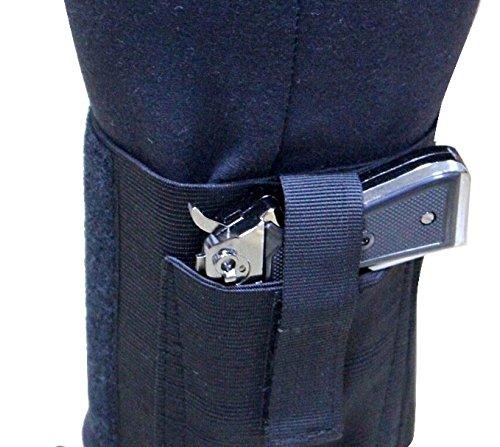 Futaba Universal Ankle Leg Pistol Gun Holster - Blue