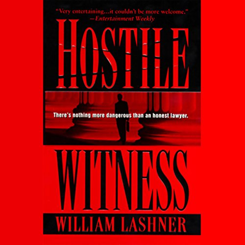 Hostile Witness audiobook cover art