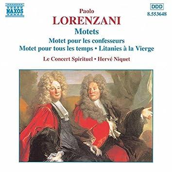 Lorenzani: Motets