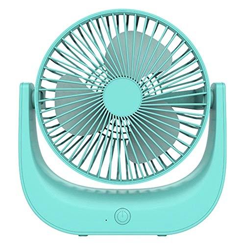 Cfiret Ventilador portatil Inicio USB Pequeño Ventilador, Cambio De Escritorio del Ventilador Eléctrico, Estudiante Célula Compartida Cama Enfriador