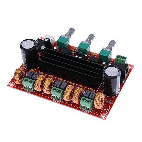 KKmoon Amplificador de potencia de Audio de amplificación, TPA3116D2...