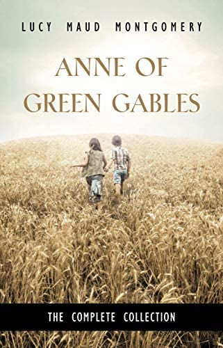 Anne Of Green Gables Complete 8 Book Set product image