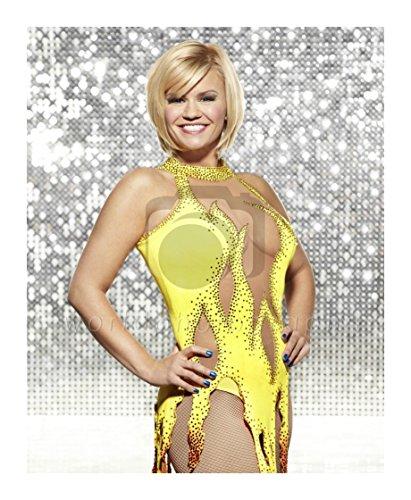 Dansen op IJs (TV) Kerry Katona 10x8 foto