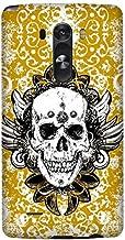 Stylizedd LG G3 Premium Slim Snap case cover Matte Finish - Skull Cult