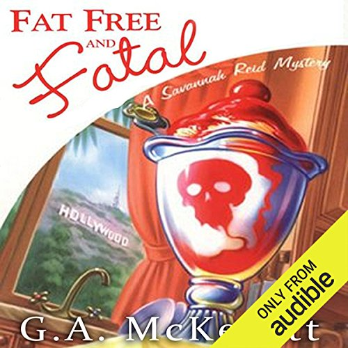 Fat Free and Fatal audiobook cover art