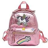 Unicorn Backpack Animal Backpack Girl Unicorn Zaino per bambini Zaino casual (1)