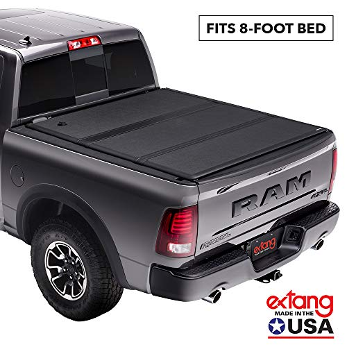 Extang Encore Hard Folding Truck Bed Tonneau Cover  | 62435 | Fits 09-18, 19/20 Classic Dodge RAM 1500/2500/3500 8' Bed