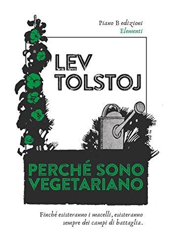 Perché sono vegetariano