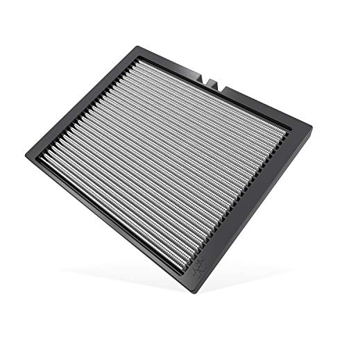 K&N Premium Cabin Air Filter: High Performance, Washable, Clean Airflow to your Cabin: Designed For Select 2013-2018 Ford/Lincoln (Edge, Fusion, Galaxy, Mondeo, S-Max, MKX, MKZ), VF2050