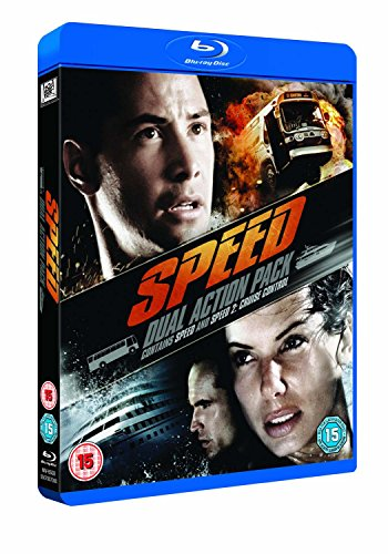 Speed/Speed 2 [Blu-ray]
