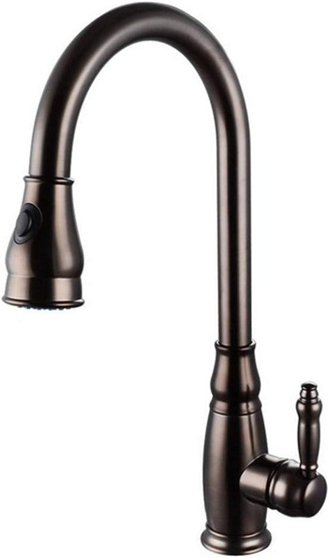Waschbecken Messing verchromt Kupfer Swivel Waschbecken Mischbatterie l eingerieben Bronze Küche Waschbecken Wasserhahn 360 Schwenk Wasser sparend