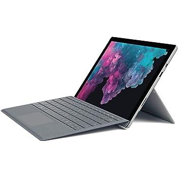 マイクロソフト Surface Pro 6 タイプカバー同梱 [サーフェス プロ 6 ノートパソコン] 12.3型 Core i5/256GB/8GB プラチナ LJM-00011 (セット商品(Surface Pro + タイプカバー))