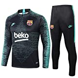SQUZEA Fußball Lang Sport Sleeve Trainingsanzug Team-Wettbewerb Trainingskleidung Football Club Adult Sport (Size : M)