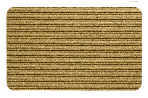 Hamat Tappeto d' Ingresso Fortuna 100% Polipropilene Sabbia 40x 60cm