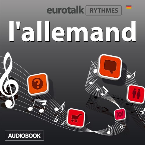 EuroTalk Rythme l'allemand cover art