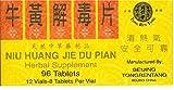 Niu Huang Jie Du Pian(96 Tablets Per Box) C13Trt396-solstice by Ton reng Tang
