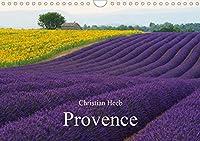 Provence von Christian Heeb (Wandkalender 2021 DIN A4 quer): Beeindruckende Landschafts Fotografien von der Provence in Frankreich von Christian Heeb (Monatskalender, 14 Seiten )