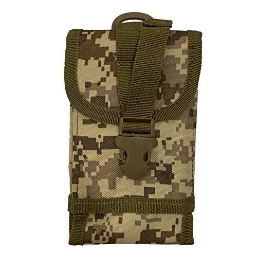 Fertuo DOOGEE S40 Hülle, Handyhülle Outdoor Handytasche Hülle Cover Handy Schutzhülle Gürteltasche Hüfttasche für DOOGEE S40 Lite / S55 / S60 / S60 Lite / S80 / S90 / S68 Pro / S95 Pro (Tarnen)