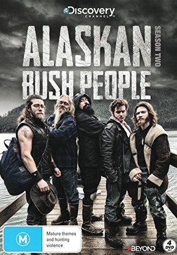 Alaskan Bush People (Season 2) - 4-DVD Set ( ) [ Australische Import ]