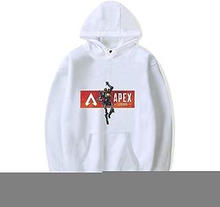 Men's Hoodie Unisex Sweatshirts Apex Legends Long Sleeve Comfortable Sweatshirt Pullover Hooded