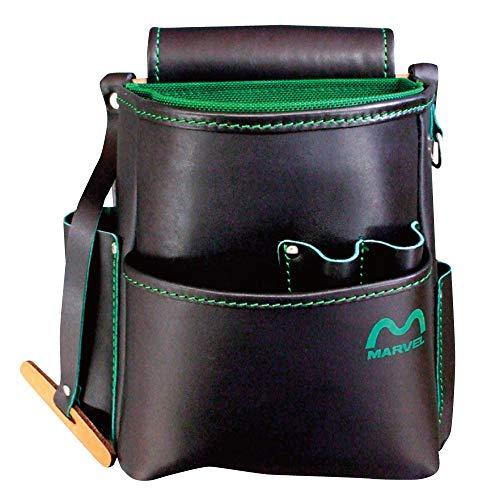 マーベル(MARVEL) WAIST GEAR 腰袋 ハイクオリティ グリーン 電工ポケット MDP-210HG