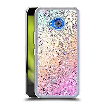 htc liquid glitter case