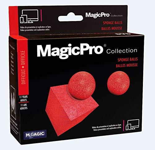 Megagic - Tour de Magie - Balles mousse avec code tuto