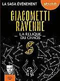 La Relique du Chaos - La Saga du soleil noir, vol. 3 - Livre audio 1 CD MP3 - Audiolib - 14/10/2020