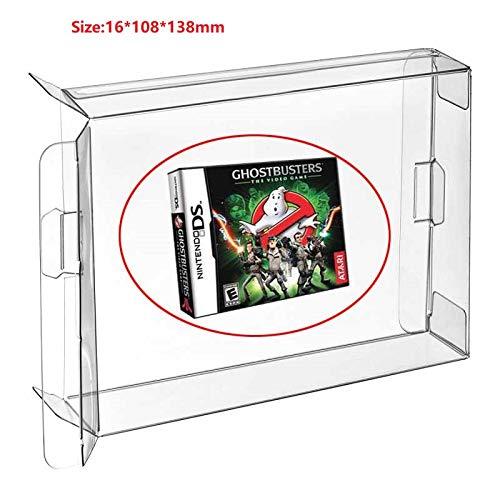RUITROLIKER 10 Pcs Funda CIB Protector Box para NDS Caja de Cartucho...