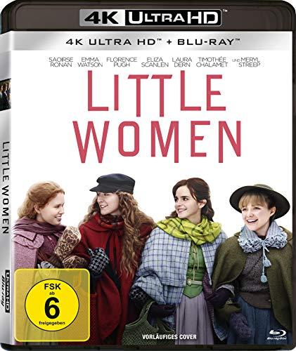 Little Women - UHD + Blu-ray